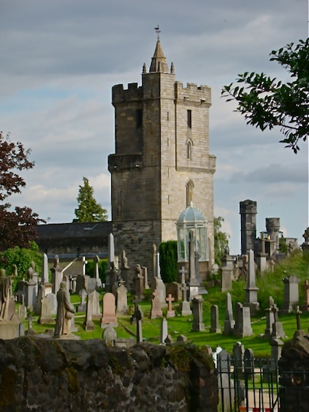 CHurch of the Holy Rude-Stirling, Scotland